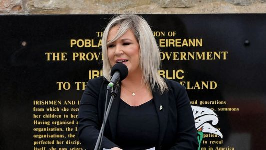 Flak from all sides but Sinn Fein well prepared to weather the storm