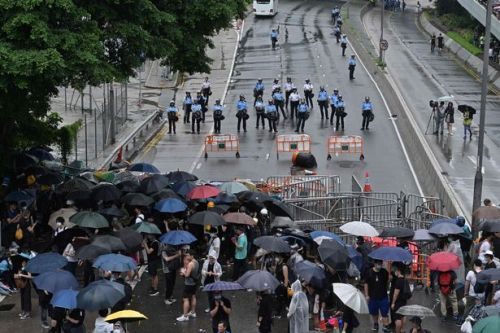 BREAKING Hong Kong protests: Controversial China extradition bill SUSPENDED