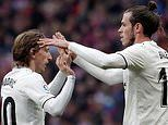 Real Madrid news: Luka Modric keen for Gareth Bale to stay amid claims he wants to leave