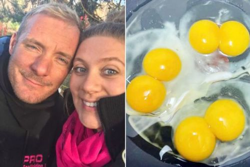 Lidl shopper left stunned after finding seven double yolkers in box of eggs