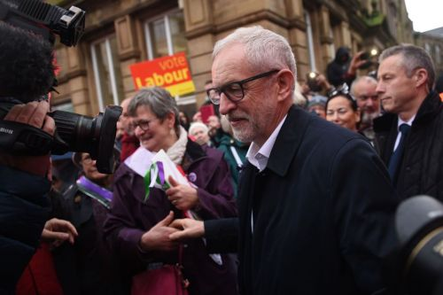 Who are the Labour Party candidates standing in the general election? Full list
