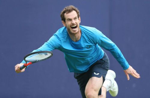 Andy Murray reveals changed mindset as he takes first step on road to Wimbledon at Queen's