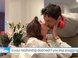 Shirley Ballas starts everyday with a 'roll around in the sheets' with boyfriend Danny Taylor