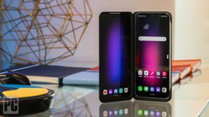 LG Doubles Down on Dual Screens With the V60 ThinQ 5G