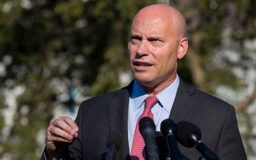 Vice-president Mike Pence's aide Marc Short tests positive for coronavirus