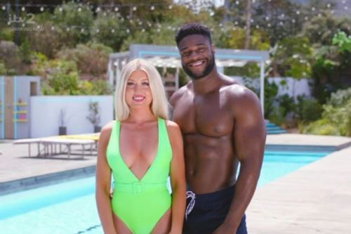 Love Island's Jess Gale and Ched Uzor are first couple to be voted off in final