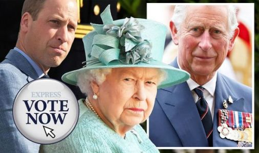 Royal POLL: Who should lead Royal Family as huge shake-up planned? VOTE