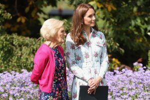 Wait, are Kate Middleton and Mary Berry teaming up?