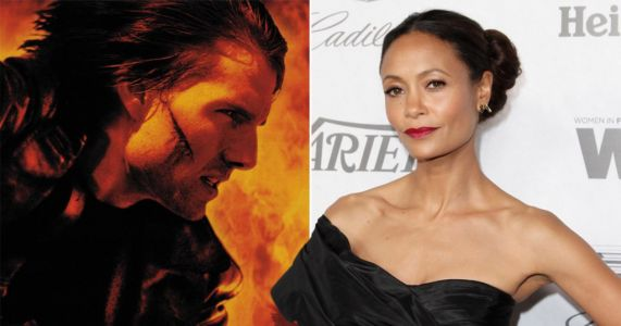 Thandie Newton describes Tom Cruise as 'dominant individual' and recalls 'nightmare' Mission: Impossible 2 shoot