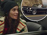 Jason Momoa surprises wife Lisa Bonet by fully restoring her very first car, a 1965 Mustang