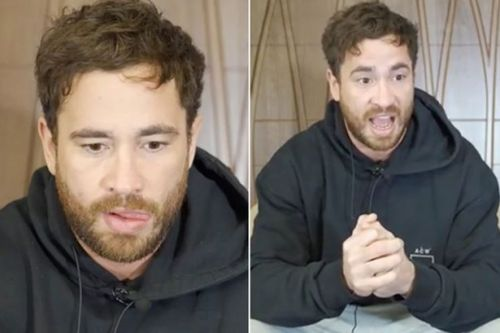 Danny Cipriani says he tried to buy a gun to kill himself as he movingly talks about ex Caroline Flack's death