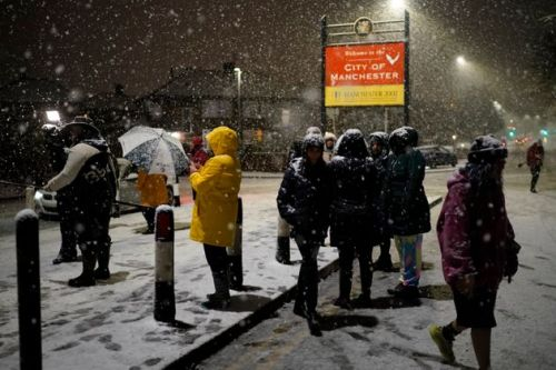 Hundreds Evacuated As Storm Christoph Unleashes Torrential Rail And Heavy Snow