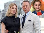 We weren't expecting THAT, Mr Bond! 007 has a five-year-old daughter in new film No Time To Die