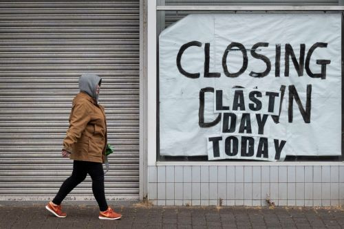 UK worst hit major economy as GDP plunged 19.8% between April and June