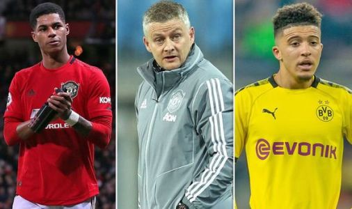 Man Utd star Marcus Rashford has told Ole Gunnar Solskjaer three things about Jadon Sancho
