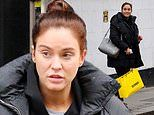 Geordie Shore's Vicky Pattison has dress fitting ahead of National Television Awards