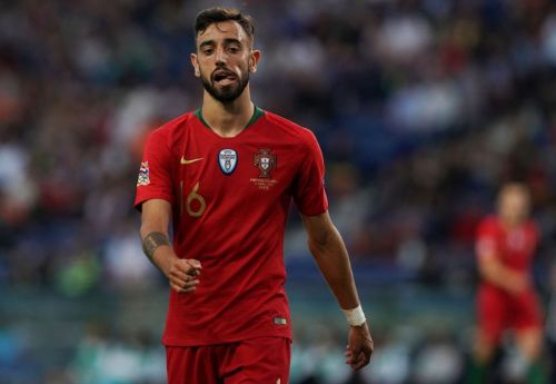 Ole Gunnar Solskjaer struggling to convince Manchester United to improve Bruno Fernandes offer