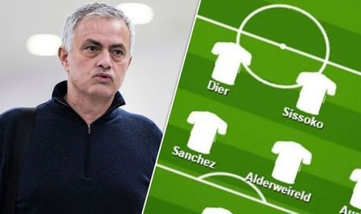 Tottenham team news: Predicted 4-2-3-1 line up vs Wolves - Mourinho decision