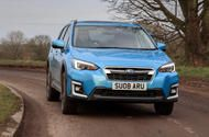 Subaru XV 2.0i e-Boxer SE Premium 2020 UK review