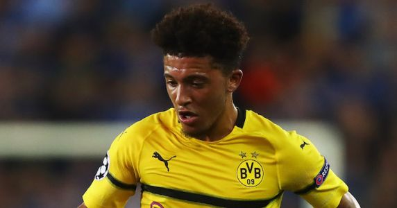 Dortmund chief confirms talks with Man Utd over mega Jadon Sancho transfer