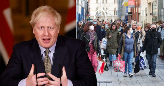 Boris to address nation on new Covid tiers as he emerges from self-isolation