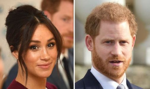 Prince Harry's friends BLAME Meghan Markle for Duke's exit from UK - royal shock claim
