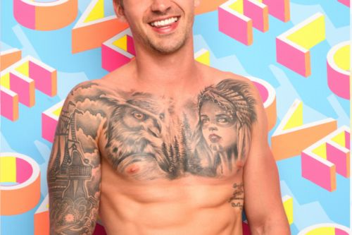 Who is Chris Taylor? Meet Love Island's 'full package' who can move his eyebrows