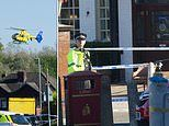 Woman is killed and two others seriously injured in Manchester pub smash