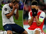 The Doldrum Derby: Spurs and Arsenal meet with both at a low ebb