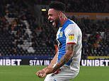 Hull 0-1 Blackburn: Derrick Williams nods Tony Mowbray's side to second consecutive victory