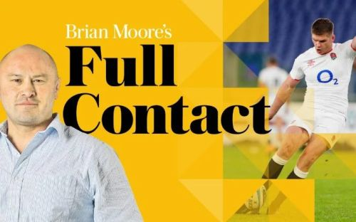 Brian Moore's Full Contact podcast: Performances are more important than results this Autumn for England