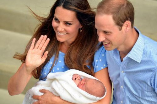 Upsetting memory made Kate Middleton want to leave hospital quickly after George was born