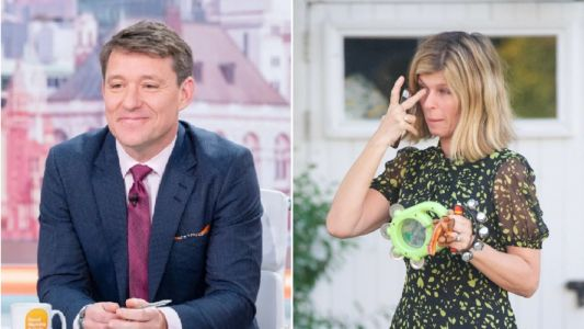 Good Morning Britain: Ben Shephard gives update on Kate Garraway during husband Derek's coronavirus battle: 'He is fighting hard'