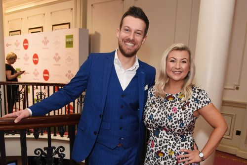 Chris and Rosie Ramsey confirm they're expecting second child