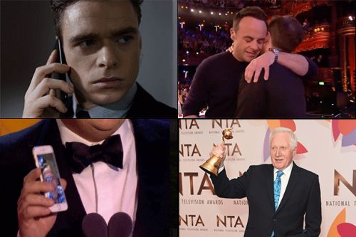 8 of the most memorable moments from the National Television Awards 2019