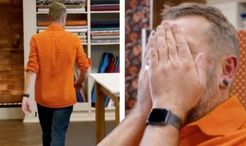 The Great British Sewing Bee contestant storms off in final challenge: 'It's a disaster!'