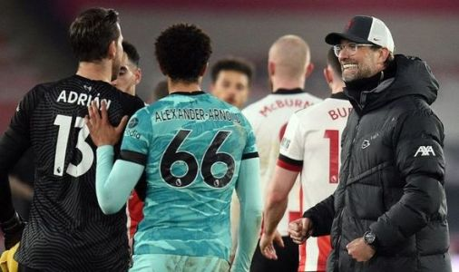 Liverpool boss Jurgen Klopp issues top-four race verdict with double Chelsea injury boost