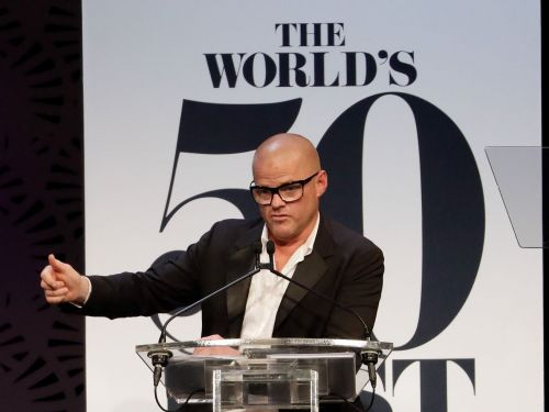 The Best Lines From Esquire's Cosmic Feast With Chef Heston Blumenthal
