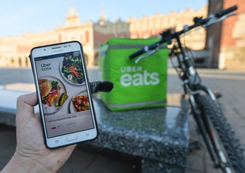 How to use an Uber Eats gift card to pay for orders on the app