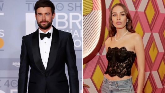 Jack Whitehall 'leaves wild Brits after-party with Brooklyn Beckham's ex Hana Cross' at 4am