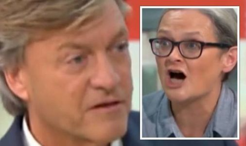 Richard Madeley slams 'patronising' Insulate Britain activist as pair erupts in angry row