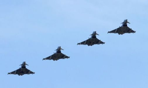Sheffield Flypast timings: What time will the RAF 75th anniversary Flypast start and end?