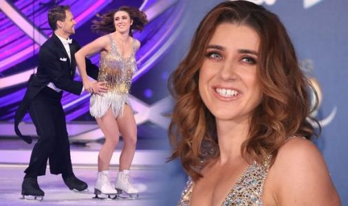 Libby Clegg health: Dancing On Ice star is registered blind - what is her condition?
