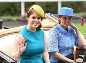 Harry and Meghan throw shade at Beatrice and Eugenie in new statement