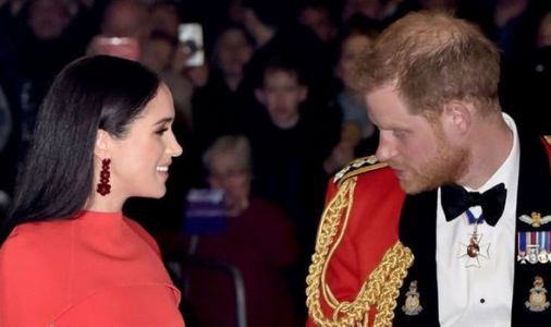 Meghan Markle had Prince Harry 'correct' her as Duchess recorded Disney voiceover project