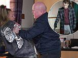 EastEnders SPOILER: Phil Mitchell confronts Keanu Taylor