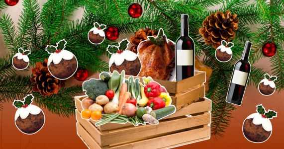 How to order a Christmas dinner box to get everything you need without going to a supermarket