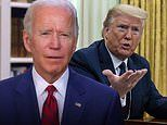 Joe Biden tweets 'enough' after Donald Trump's tweets on violence in Minneapolis