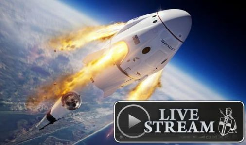 SpaceX news: Watch NASA live stream of SpaceX Crew Dragon test online here