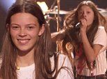 Courtney Hadwin fails to win America's Got Talent after missing out on top five during season finale